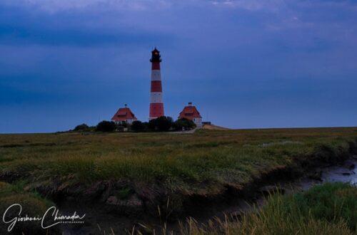 Der Westerhever Leuchtturm