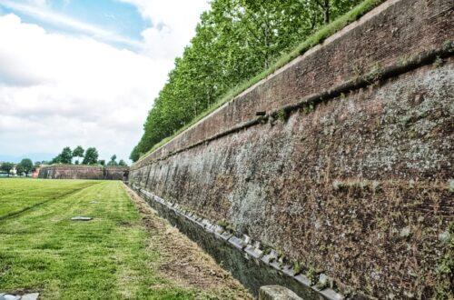 Lucca-Stadtmauer
